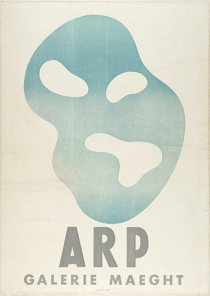 An image of Arp by Jean Arp