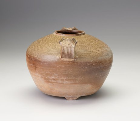 Alternate image of Food storage jar ('pou') by