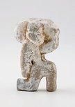 Alternate image of Kneeling boy with bag of grain by