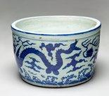 Alternate image of Fish bowl by Jingdezhen ware