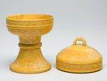 Alternate image of Altar vessel 'dou' by