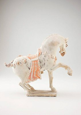 Alternate image of Horse with saddlecloth by