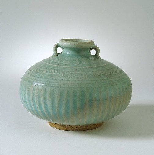 An image of Jar by Sawankhalok ware