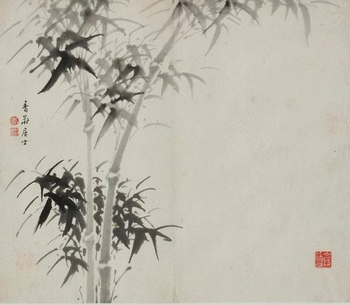 An image of Bamboo by XU Dalun