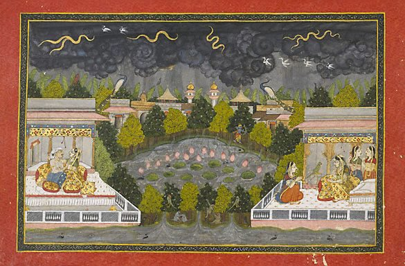 An image of The month of Bhadra