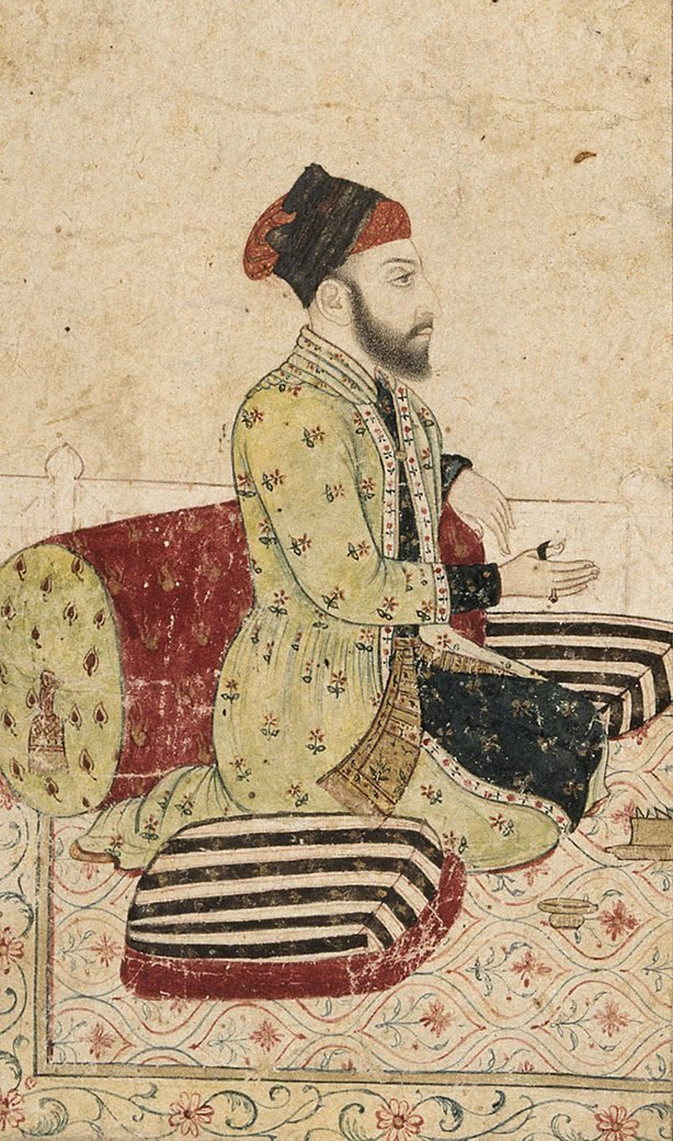 An image of Portrait of a nobleman