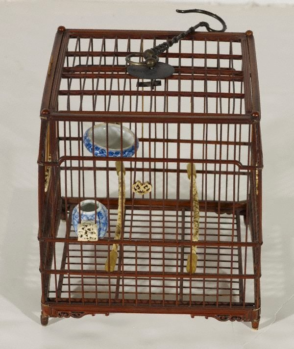 An image of Bird cage