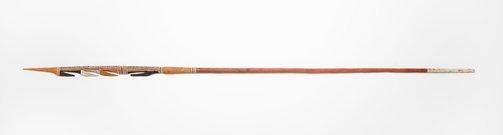 An image of Gupapuyngu birrkili bati (spear) by Unknown