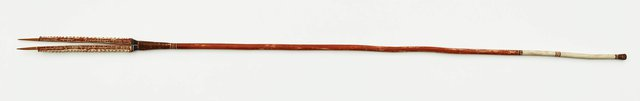 An image of Makurr (pronged spear)