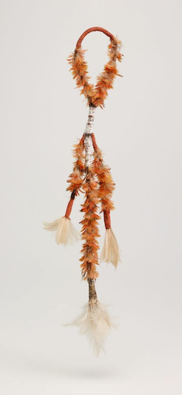 An image of Dhawundu (armband with pendants)