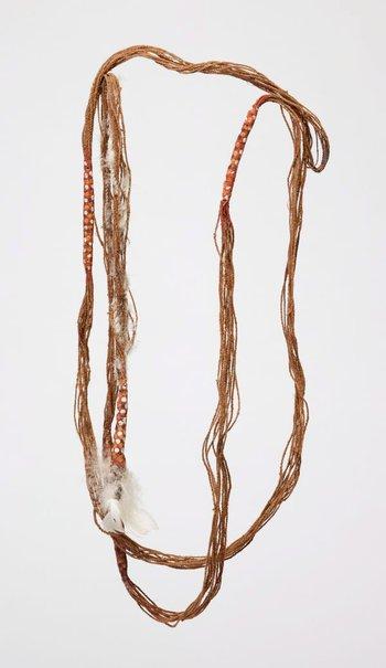 An image of Gupapuyngu matjka (body harness) by Unknown