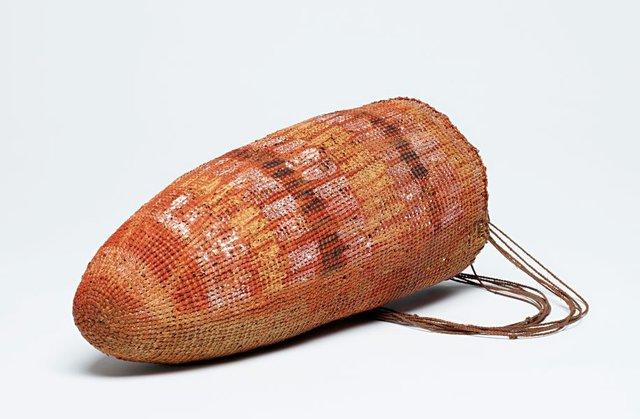 An image of Liyagalawumirr bathi (basket)