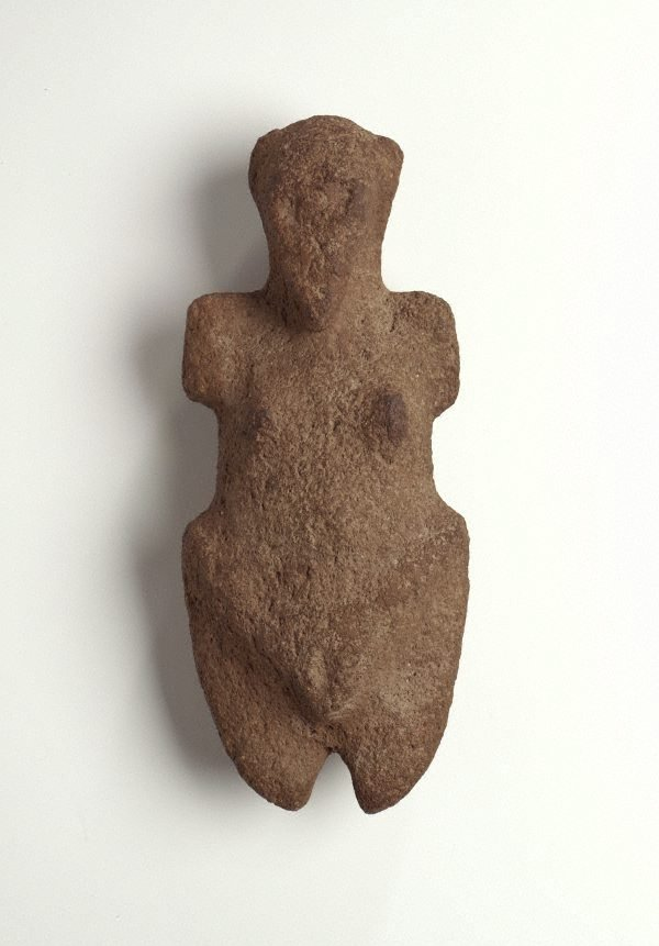 An image of Stone figure