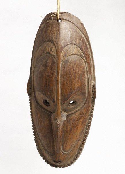 An image of Brag (mask) by Murik people