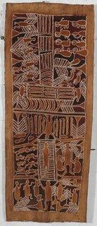 Mortuary rites, (circa 1960) by Mathaman Marika