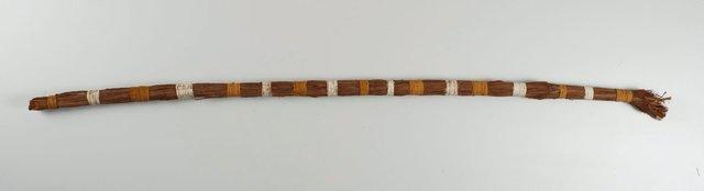 An image of Djang'kawu sisters digging stick