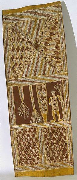 An image of Niwuda (Yirritja honey) by Jimmy Lipundja