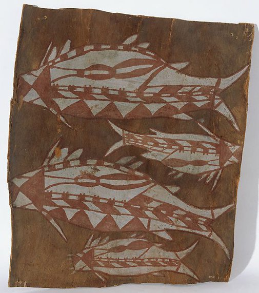 An image of Four catfish by Wamud Namok AO