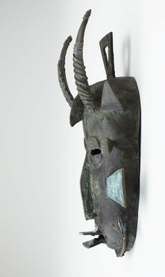 Alternate image of Mask by Unknown (Africa)