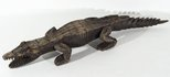 Alternate image of Crocodile by Sepik people