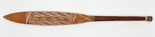An image of Spear head (Ceremonial) by Unknown