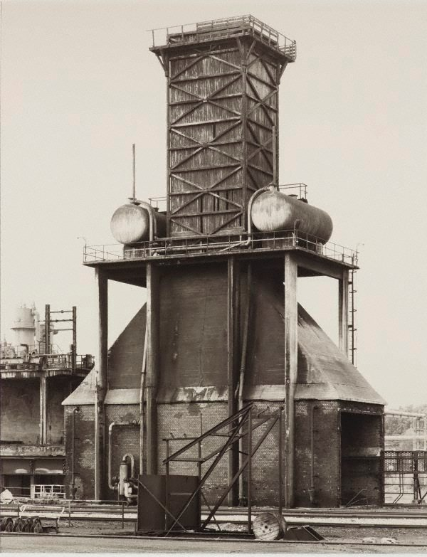 An image of Quenching towers: Zeche Hugo, Gelsenkirchen, D