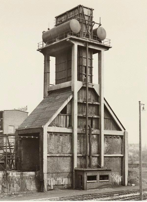 An image of Quenching towers: Zeche Emscher-Lippe, Datteln, D