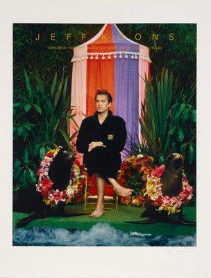 Alternate image of Art Magazine Ads by Jeff Koons