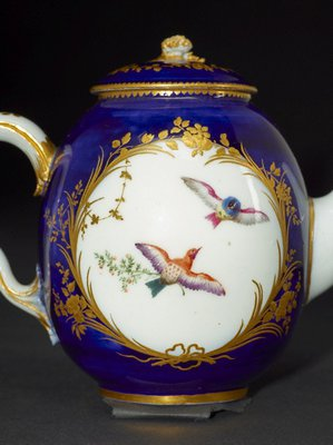 Alternate image of Teapot by Vincennes