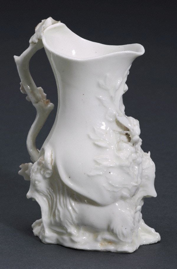 An image of Goat and bee jug