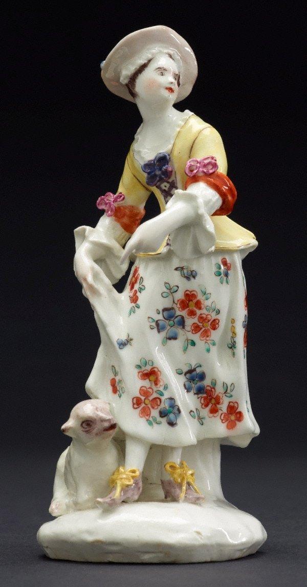 An image of Dancing shepherdess