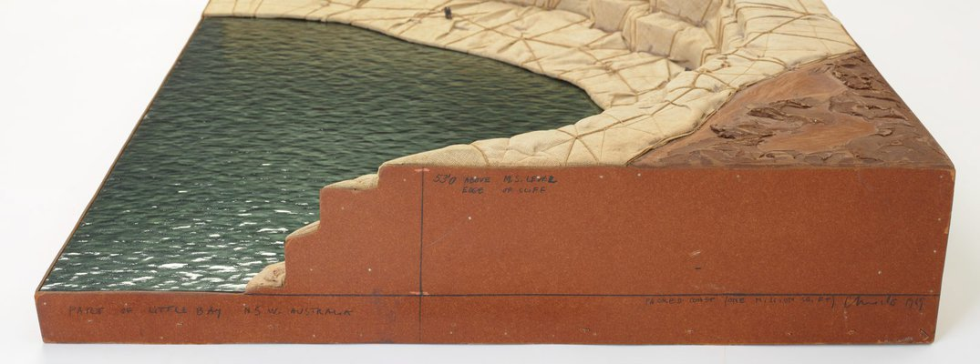 Alternate image of Packed Coast, One Million Square Feet, Project for Australia by Christo