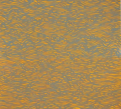 An image of Tangled bands by Sol LeWitt