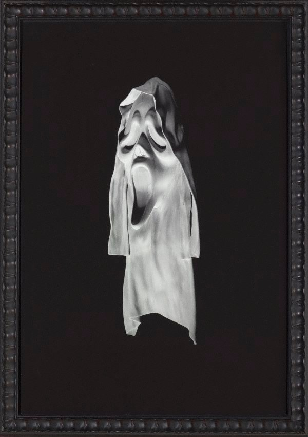 An image of Picture a screaming sculpture