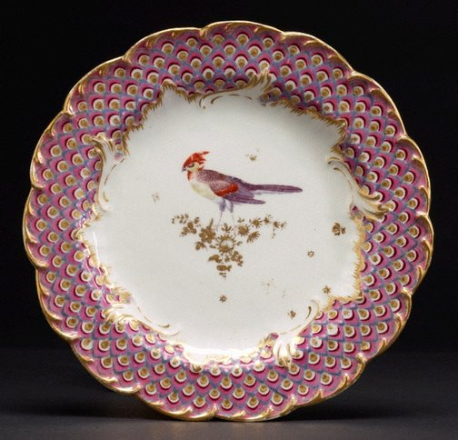 An image of Plate by Chelsea