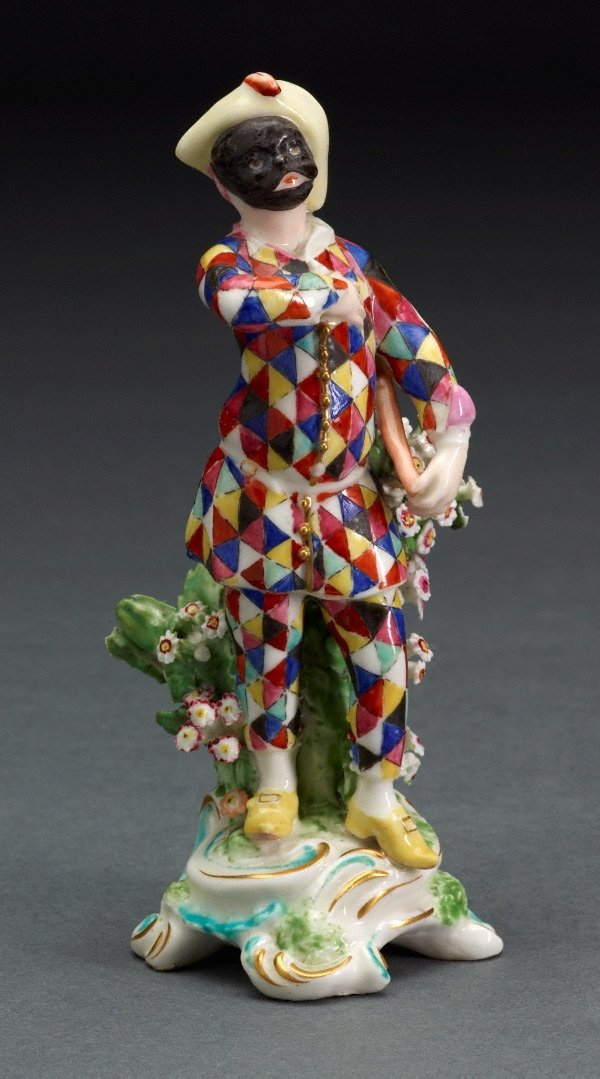 An image of Harlequin