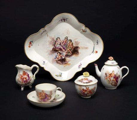 Alternate image of Tea service by Höchst