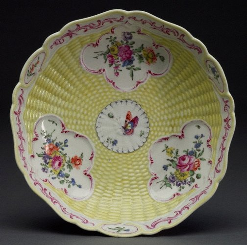 An image of Junket dish by Worcester