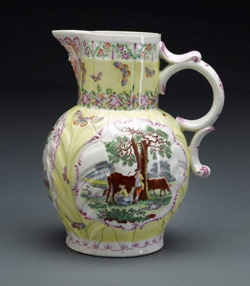 An image of Jug by Worcester