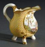 Alternate image of Milk jug (pot a lait a trois pieds) by Sèvres