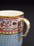 Alternate image of Cup and saucer (gobelet litron) by Sèvres