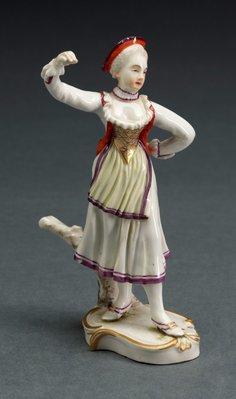 Alternate image of Female dancer by Ludwigsburg