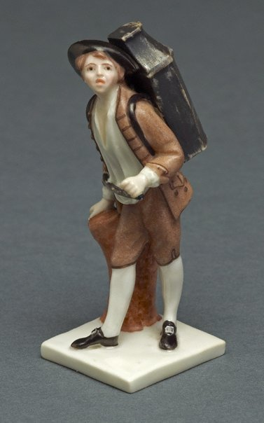 An image of Drink seller by Zurich Porcelain Manufactory
