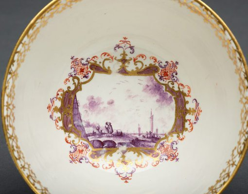 Alternate image of Slop bowl by Meissen