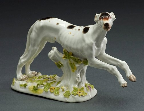 An image of Greyhound by Meissen
