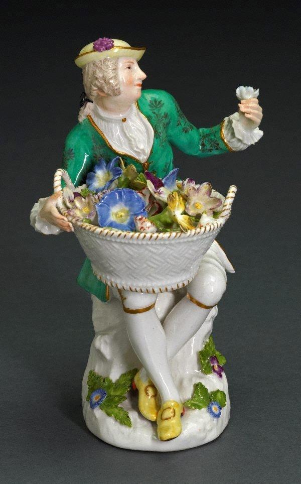 An image of Male gardener, model