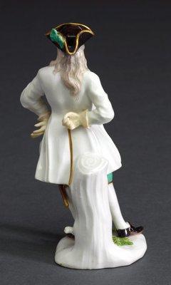 Alternate image of Capitano, model by Meissen
