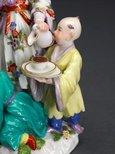 Alternate image of The delights of childhood (Les delices d'enfance), model by Meissen