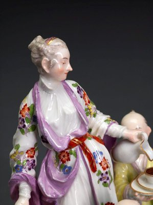 Alternate image of The delights of childhood (Les delices d'enfance), model by Meissen