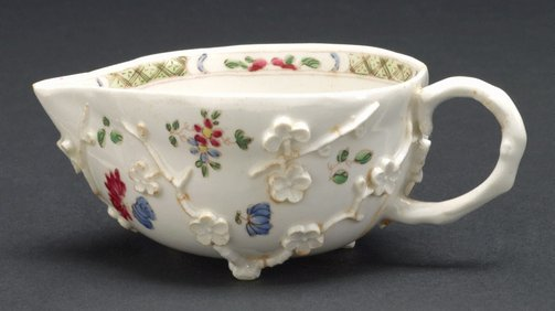An image of Small jug or sauce boat by Bow